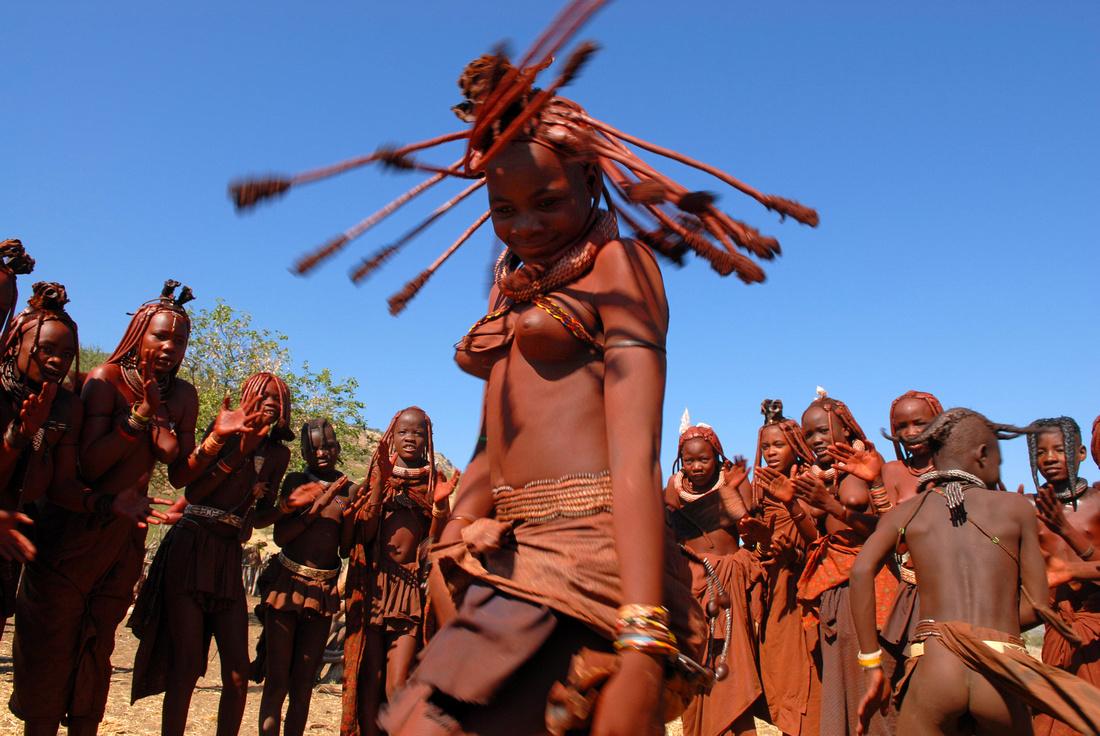 видео племя бингибу