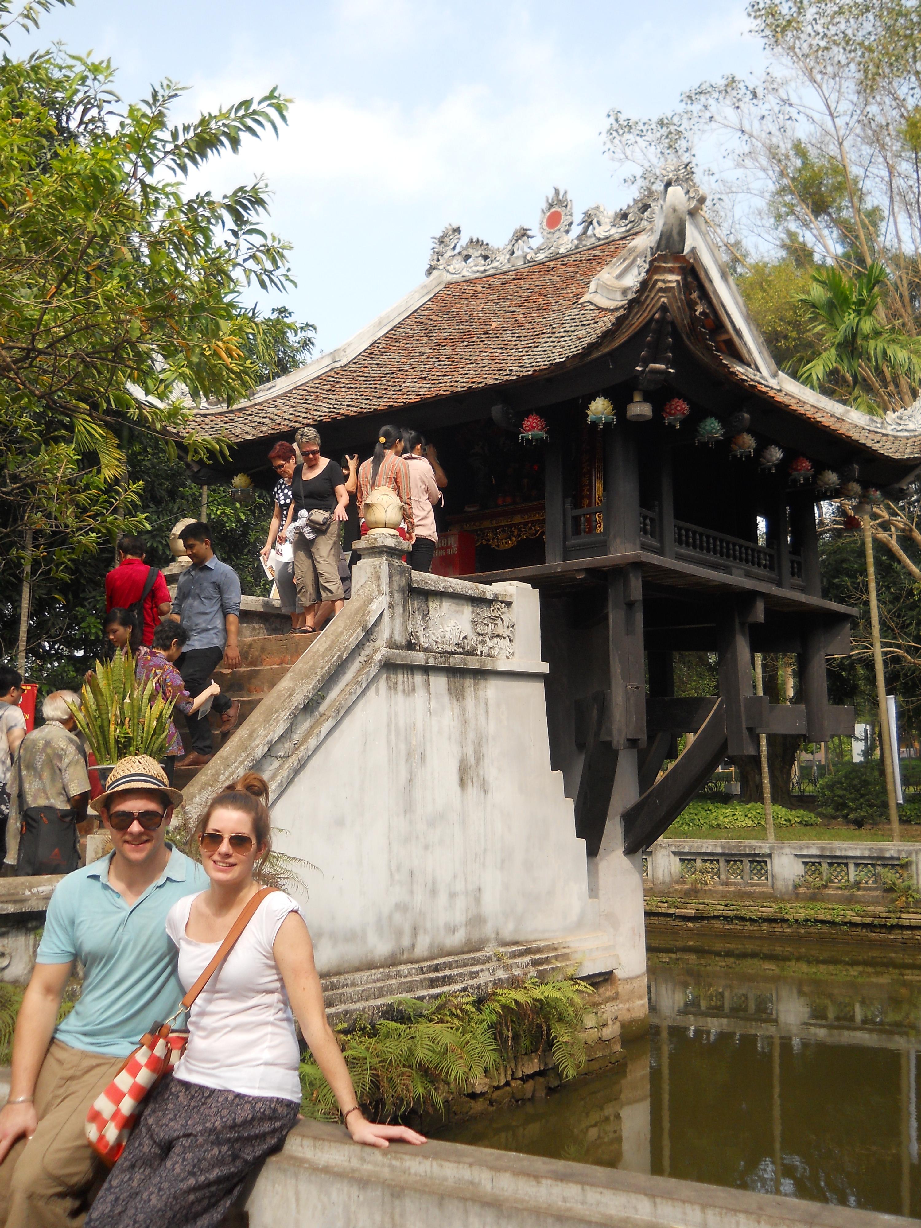 The Lotus Pagoda, Hanoi