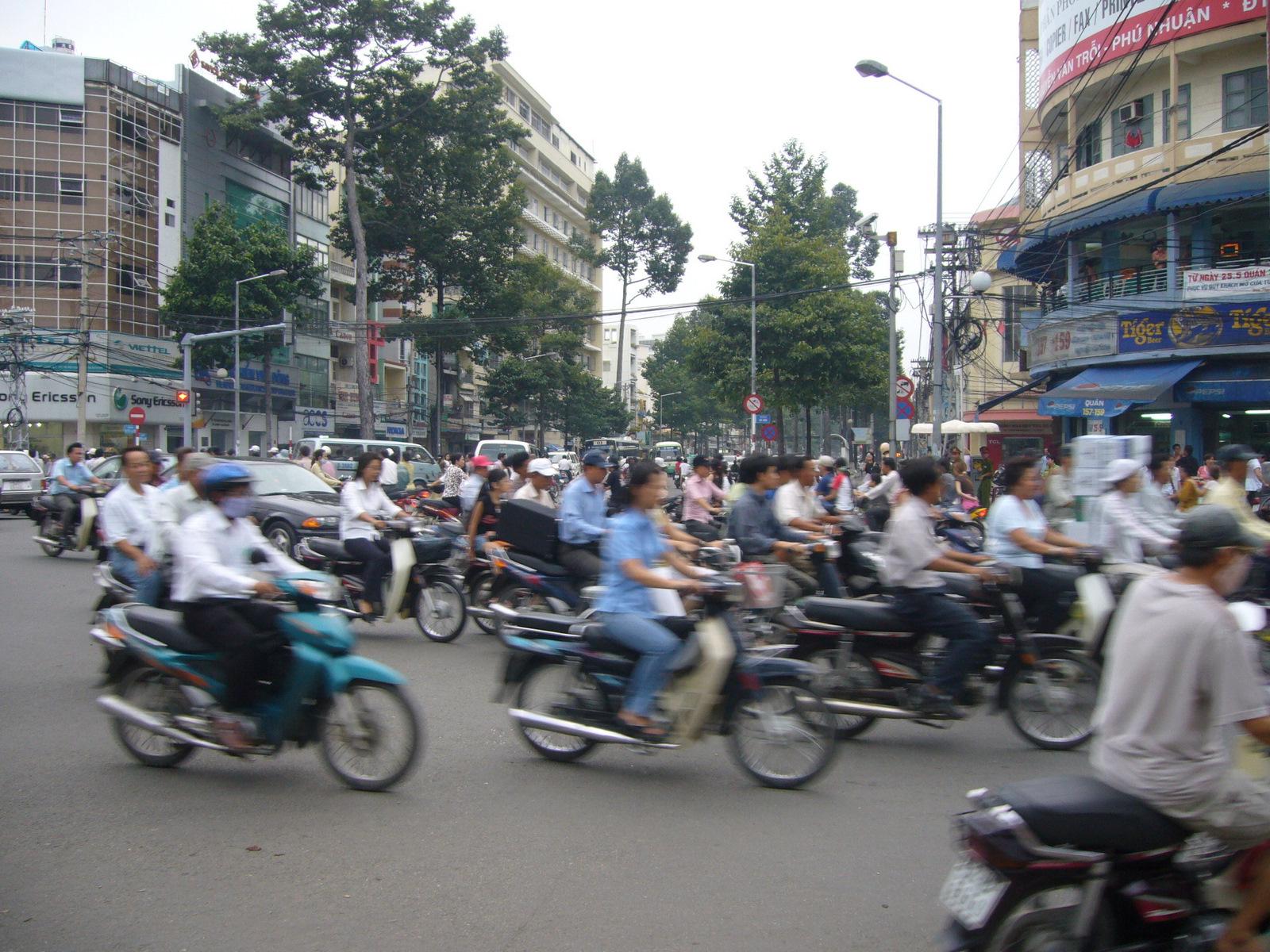 Vietnamese cities